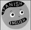 english mouth with a Spanish brain